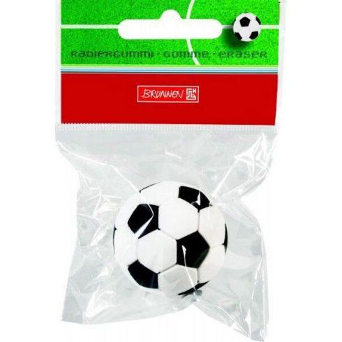 Radír Football labda 3,5cm, Brunnen