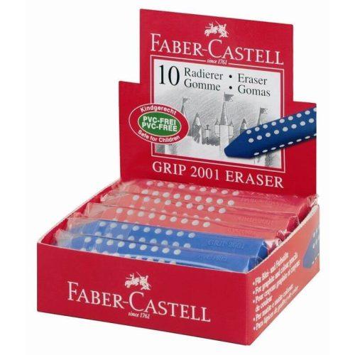 Radír Faber-Castell, Grip, többféle színben