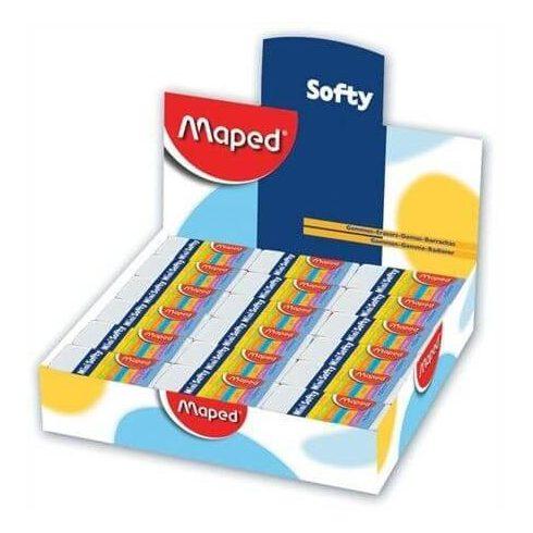 Radír Maped, Mini Softy, 40x17x18mm
