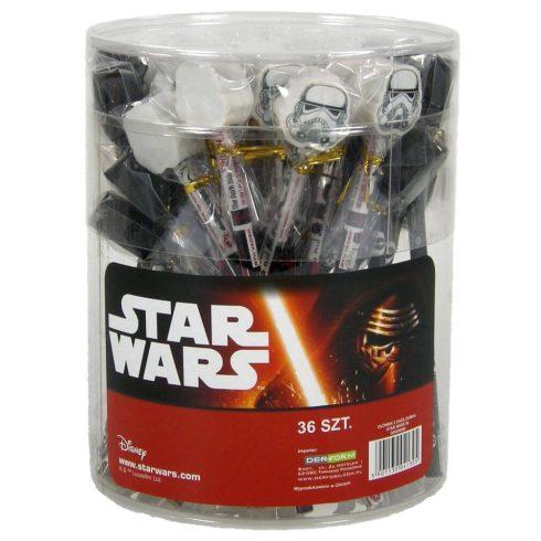 Star Wars grafitceruza nagy forma radírral, 1 db