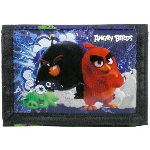 Angry Birds pénztárca 13x8 cm