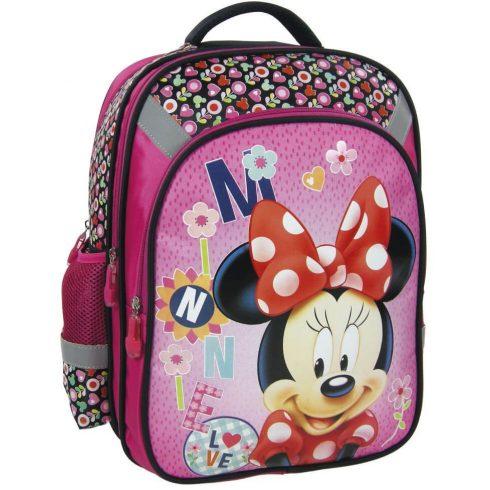 Minnie hátizsák, 39x31x16cm, MM18, rózsaszín