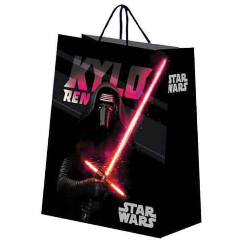 Star Wars ajándéktáska 23x18x10cm, közepes