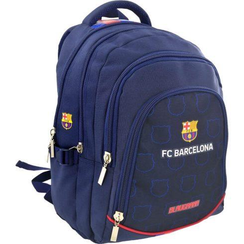 FC Barcelona hátizsák, iskolatáska 45x34x14cm