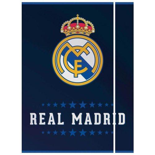 Real Madrid gumis mappa A/4, többféle