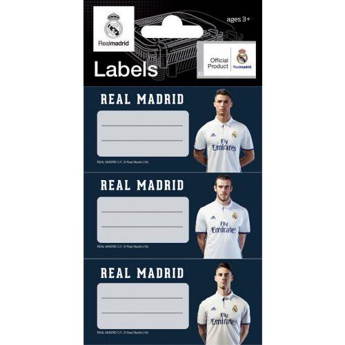 Real Madrid füzetcímke, 9 db-os