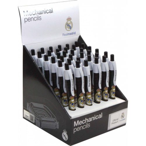 Real Madrid töltőceruza, mechanikus ceruza 0,5mm, 1 db