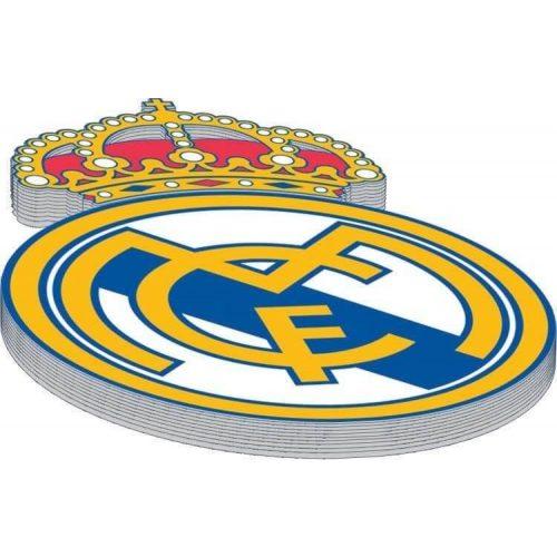 Real Madrid notesz, 30 lapos, 10cm