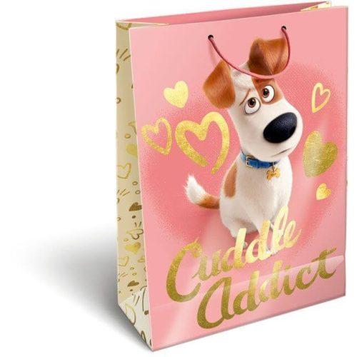 The Secret Life of Pets ajándéktáska 32x24x10 cm Max